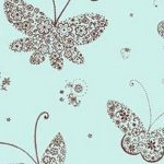 Butterflies | 286-240A > 240 feuilles la rame