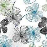 Floral lines | 309-200B > 200 feuilles la rame