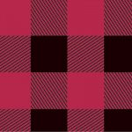 Red Lumberjack Plaid| 1164-240A >240 feuilles la rame