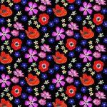 Velvet Floral | RC-1178 > 240 Feuilles la rame