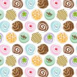 Cupcakes | RC-1092 > 240 feuilles la rame