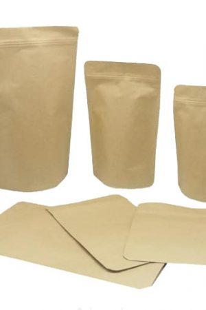 Stand up pouches kraft