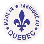 Fabriquer au Québec > fond blanc